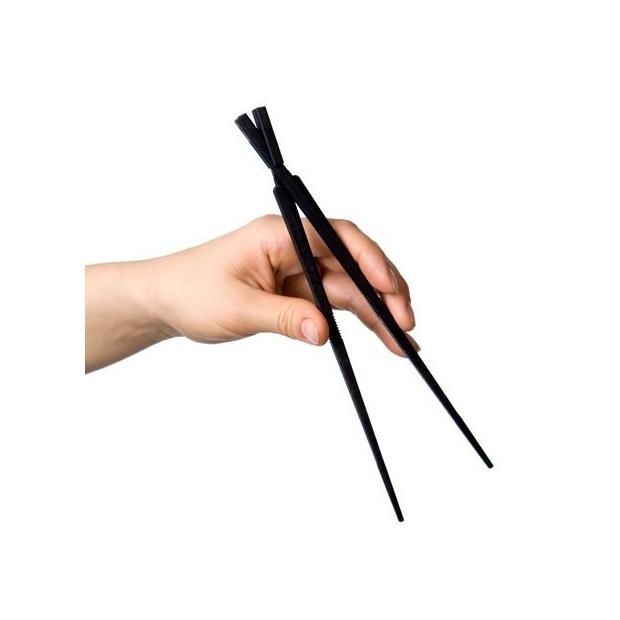 Jedálenské paličky Kitastick, čierne
