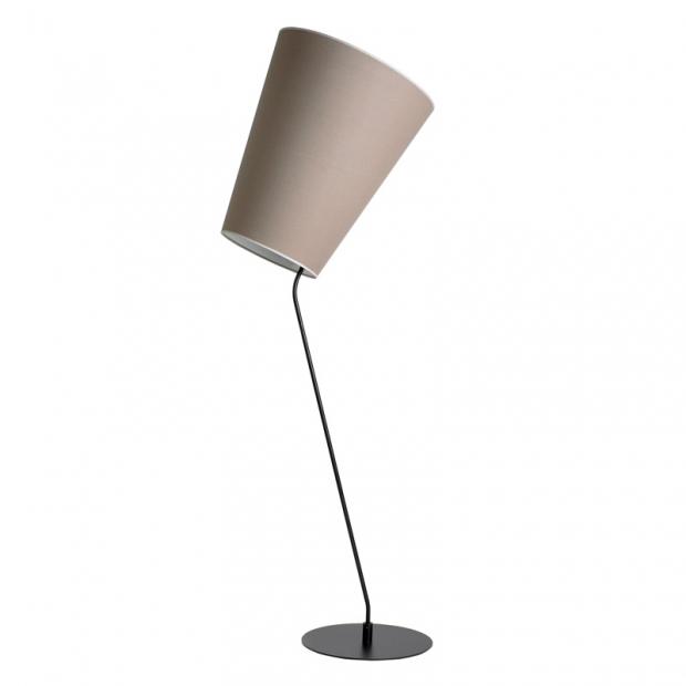 Stojací lampa Soihtu, písková