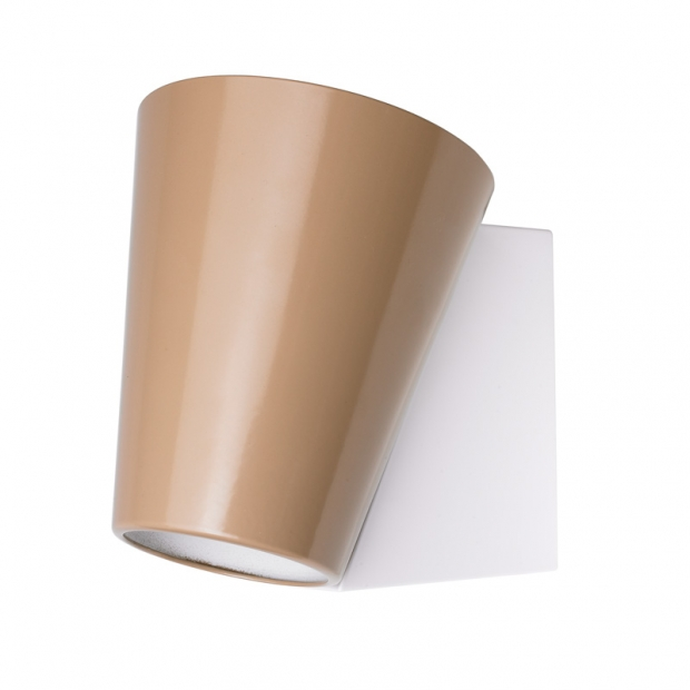 Nástěnná lampa Liekki, písková