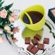 Chytrý hrnek na čaj 0,25 l, zelený