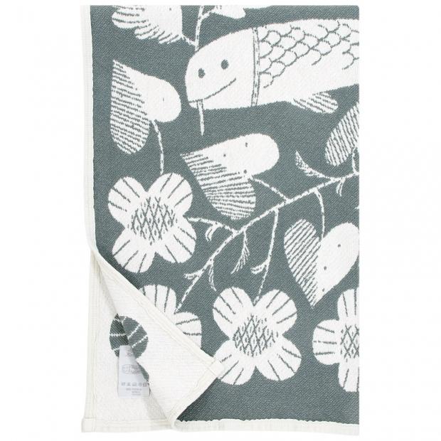Bavlnená deka Kala 90x140, sivá
