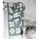 Bavlněná deka Kala 90x140, šedá