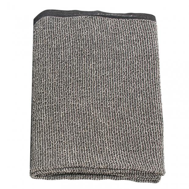 Osuška Terva 85x180, sivá