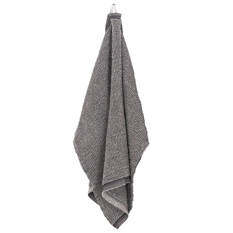 Ručník Terva 48x70, šedý