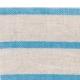 Osuška Usva 95x180, len-modrá
