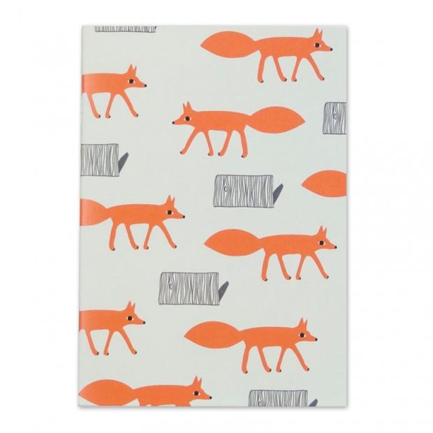 Zápisník Little Fox A6