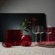 Sklenice na červené víno Essence 0,45l, 2ks