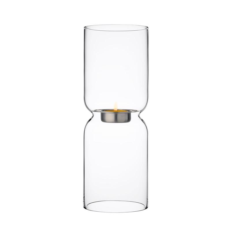 Svícen Lantern, 25cm (čirý)
