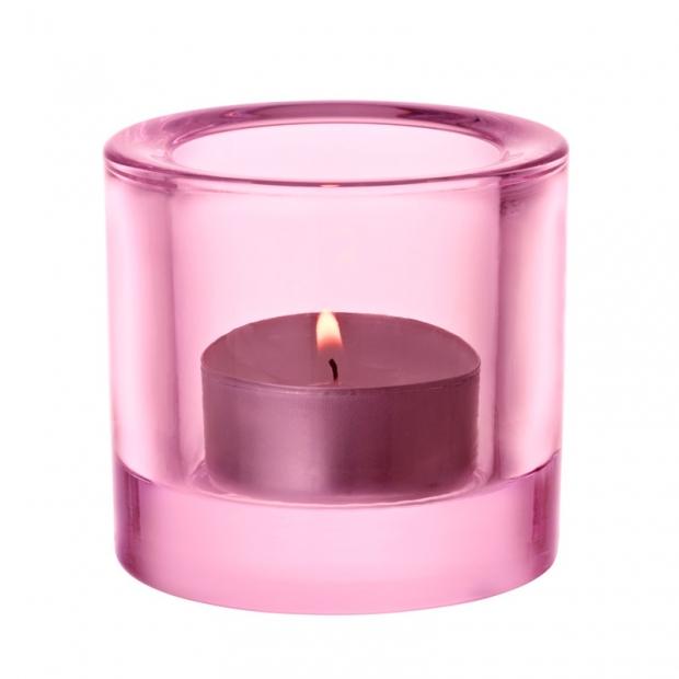 Svietnik Kivi, ružový