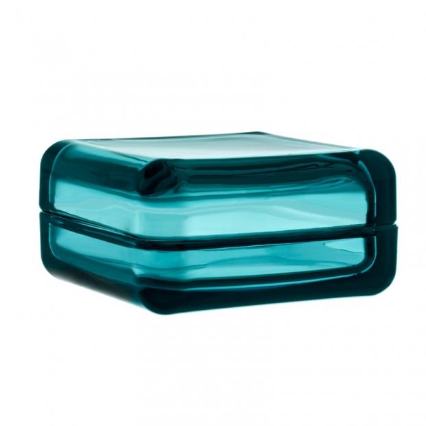 Dóza Vitriini, velká / modrá sea blue