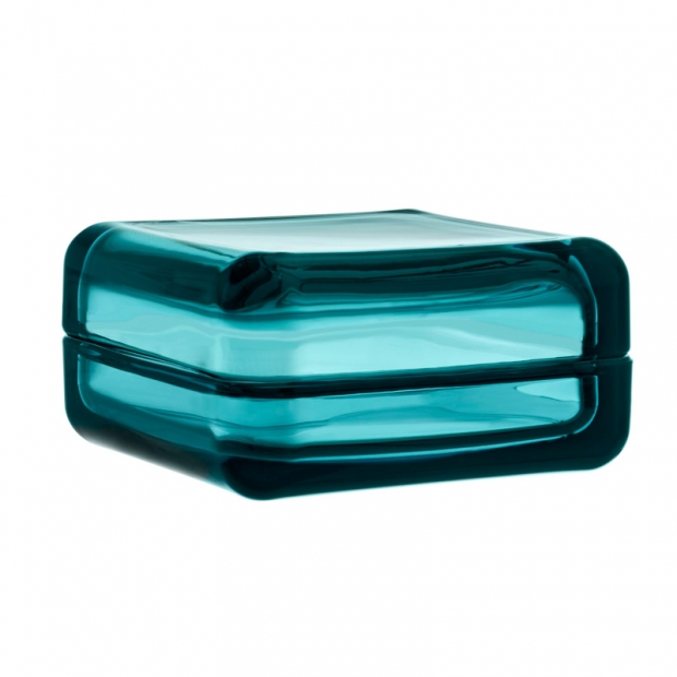 Dóza Vitriini, veľká / modrá sea blue