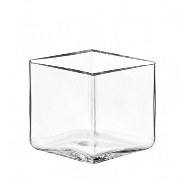 Váza Ruutu 11,5x8, čirá