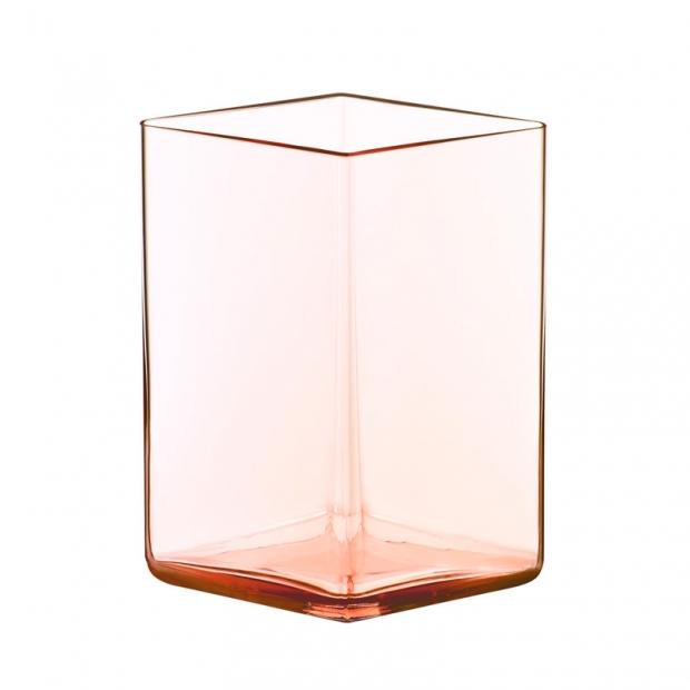 Váza Ruutu 11,5x14, lososová