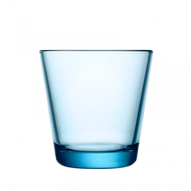 Sklenice Kartio 0,21l, 2ks, světle modré