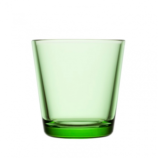 Poháre Kartio 0,21l, 2ks, svetlo zelené