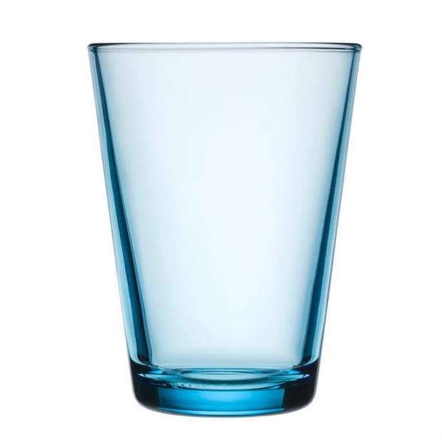 Sklenice Kartio 0,4l, 2ks, světle modré