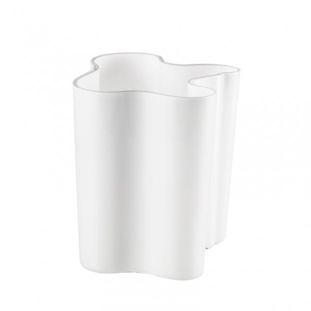 Alvar Aalto váza 200mm, čirá