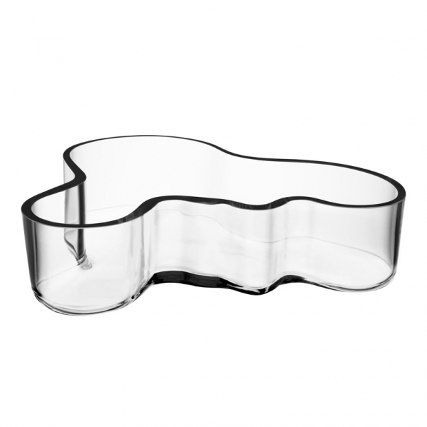 Miska Alvar Aalto 195x50, čirá