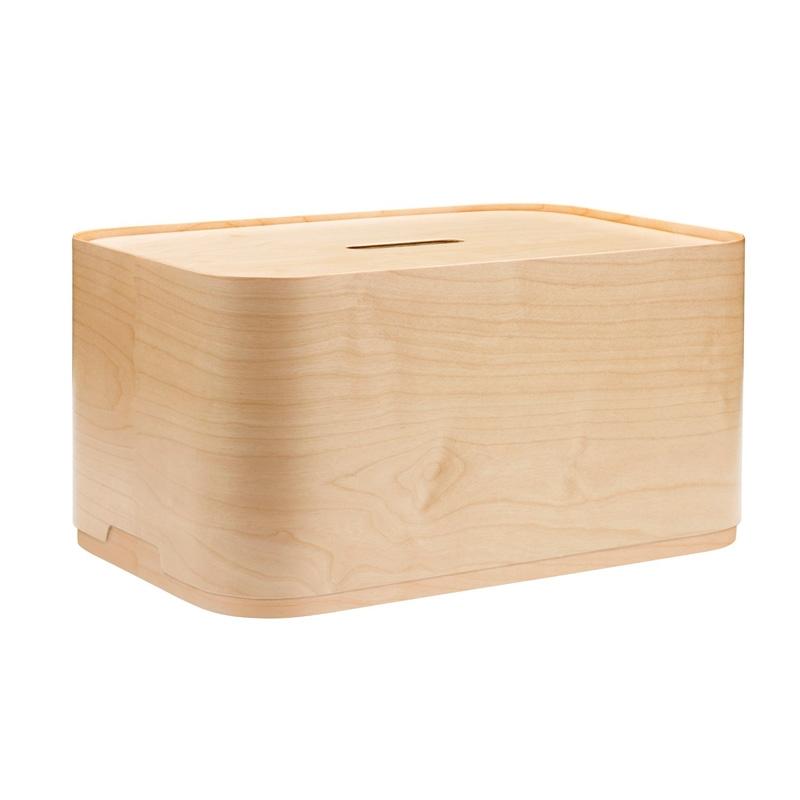 Úložný box Vakka 45x23x30, drevo