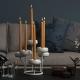 Alvar Aalto váza 120mm, čirá
