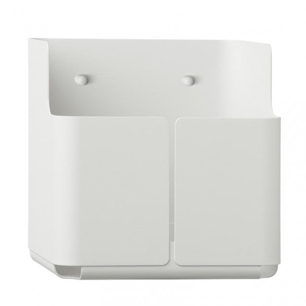 Úložný box Aitio 14x16x16, bílý