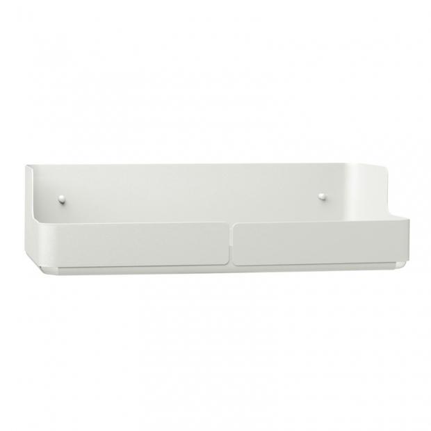 Úložný box Aitio 36x10x9,5, bílý