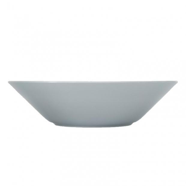 Hluboký talíř Teema 21cm, šedý