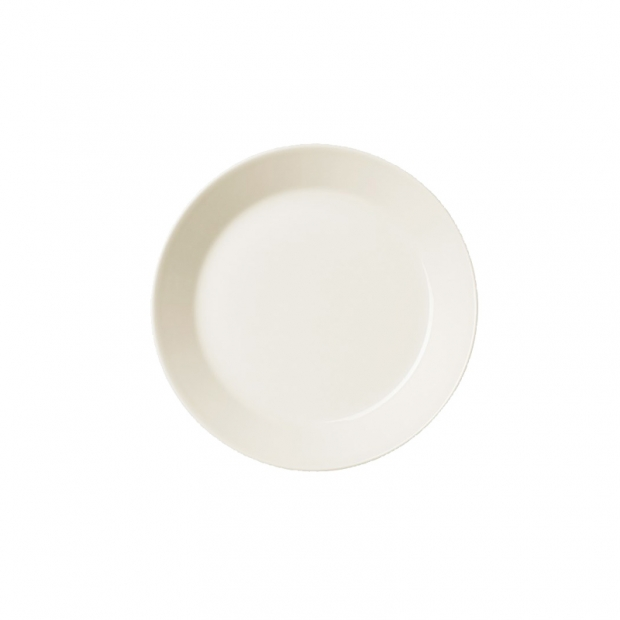 Talíř Teema 17cm, bílý