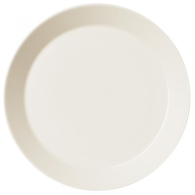Talíř Teema 26cm, bílý