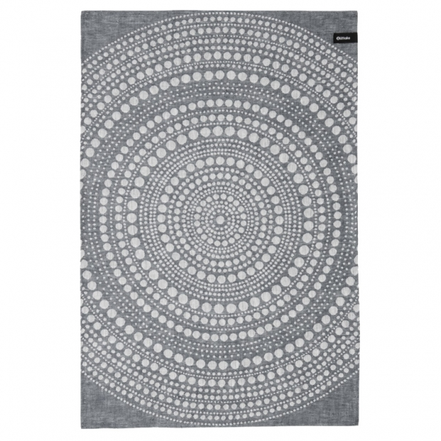 Utierka Kastehelmi 47x70, tmavo sivá