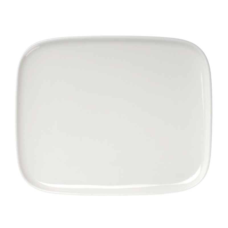 Talíř Oiva 15x12cm, bílý