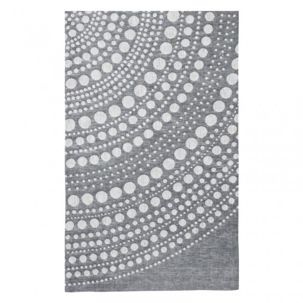 Behúň Kastehelmi 44x144, tmavo sivý