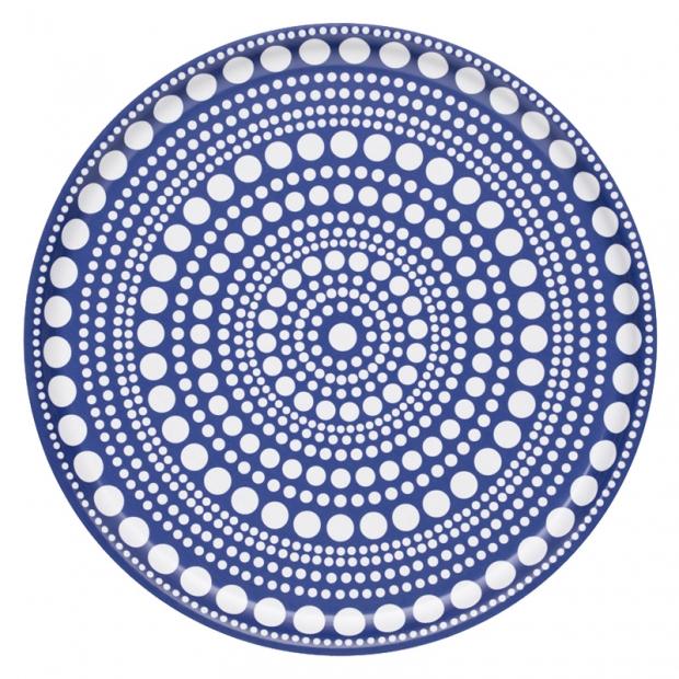 Podnos Kastehelmi, modrý