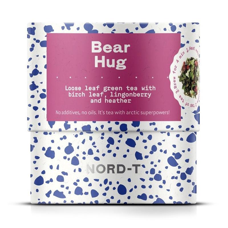 Sypaný čaj Bear Hug 45g