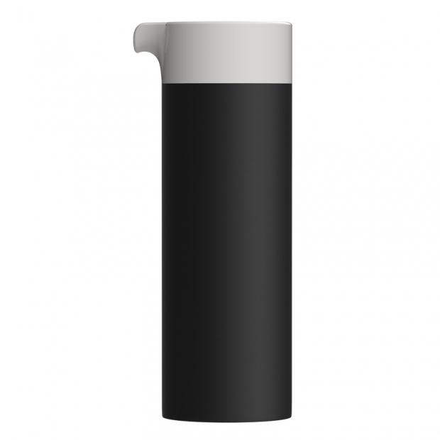 Chladicí karafa 0,75l, černo-bílá
