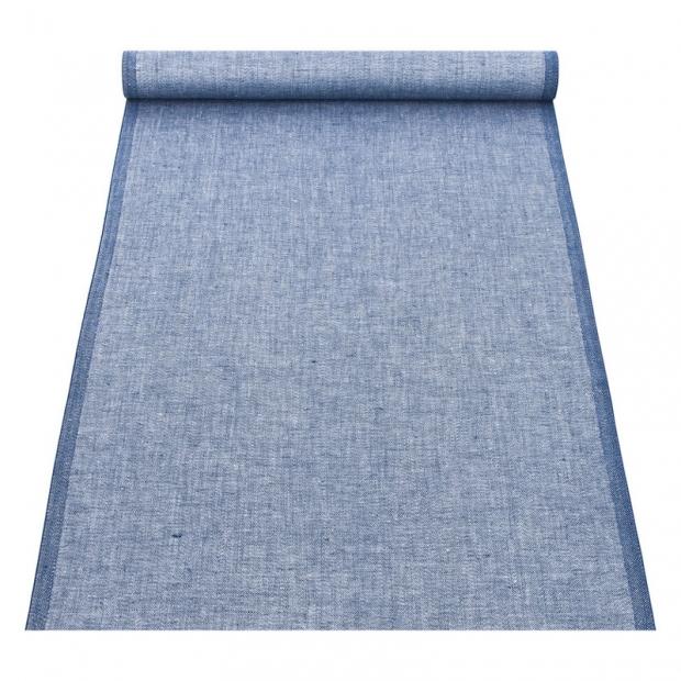 Behúň Aava 46x150, modrý