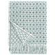 Vlněná deka Corona 130x170, tyrkysová