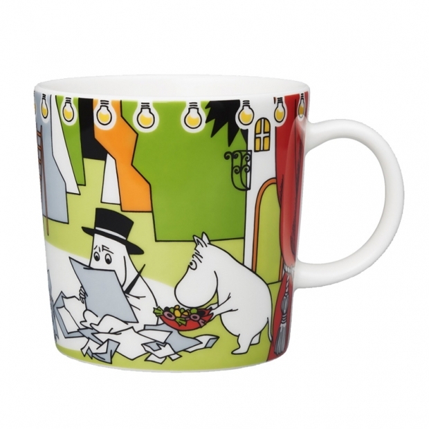 Hrnek Moomin Summer Theater 0,3l