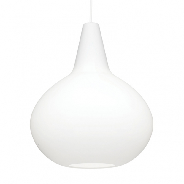 Závesná lampa Bulbo