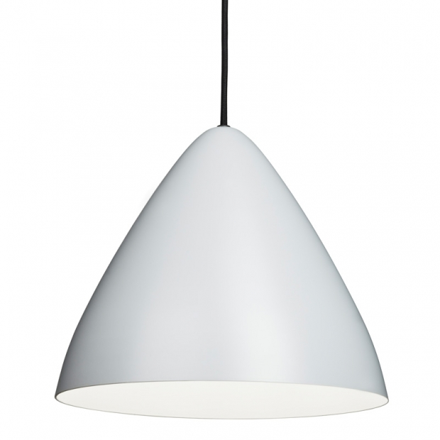 Závěsná lampa Laura 320, šedá