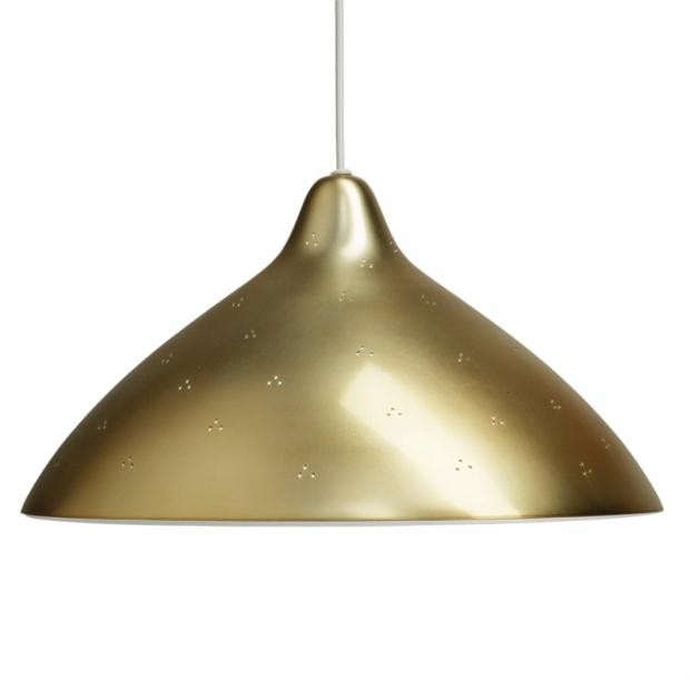 Závěsná lampa Lisa 450, mosazná