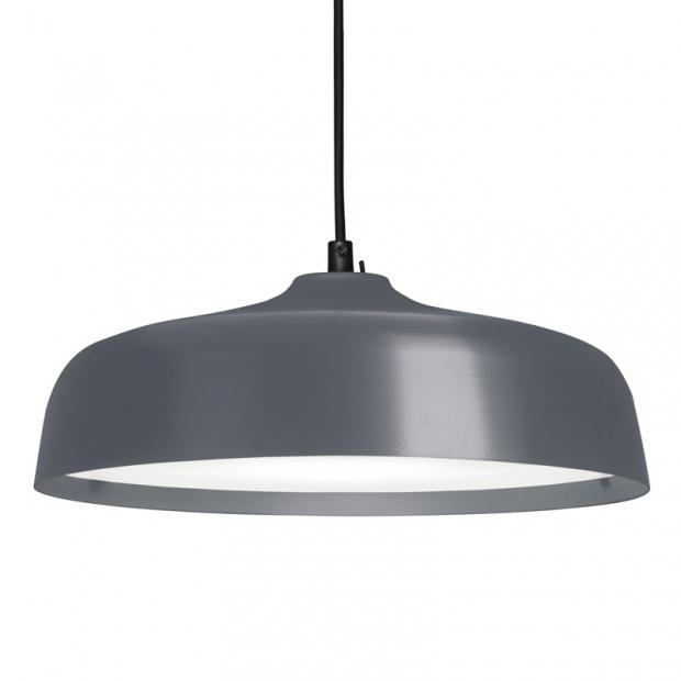 Závěsná lampa Candeo Air Bright Therapy, šedá
