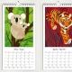 Kalendář 2018 World of Animals