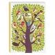 Zápisník Bird Tree