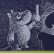 Sada osušek Moomin & Ancestor, 2ks