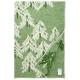 Vlněná deka Kuusi 130x200, zelená