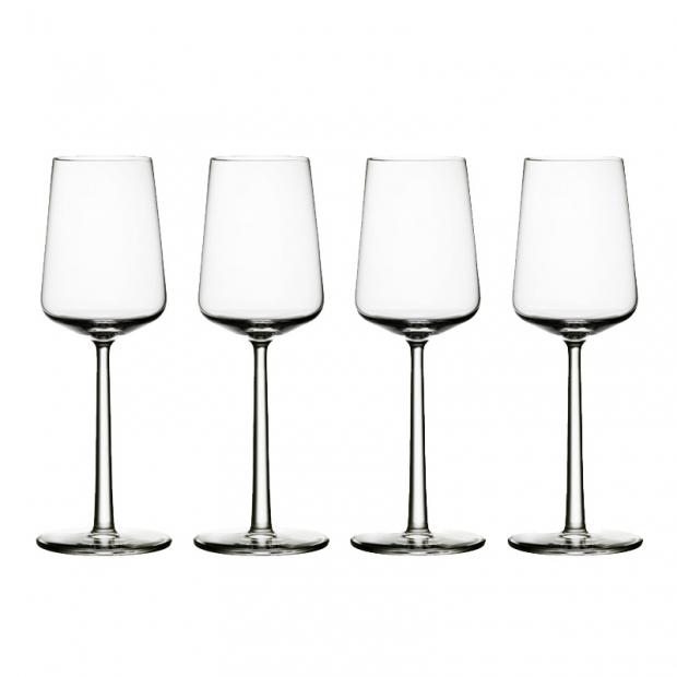 Sklenice na bílé víno Essence 0,33l, 2ks
