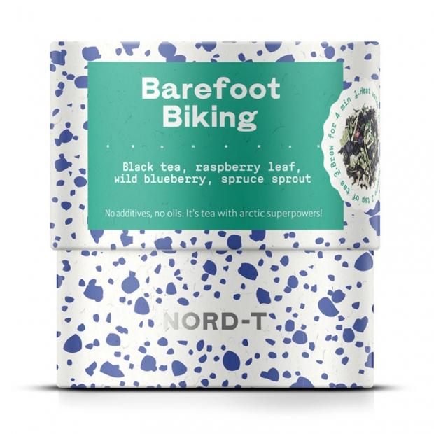 Sypaný čaj Barefoot Biking 40g