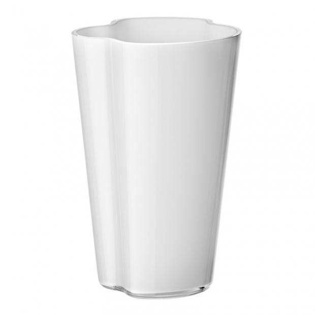 Váza Alvar Aalto 220mm, bílá