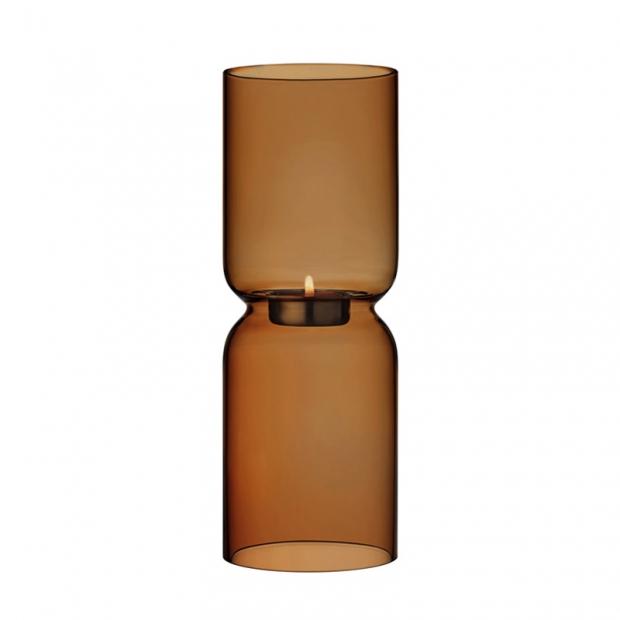 Svietnik Lantern, 25cm, medený